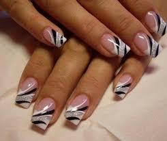 Gel Nails Designs Ideas uv gel nail 9