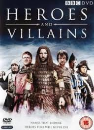 heroes and villains tv series  heroes villains dvd cover jpg