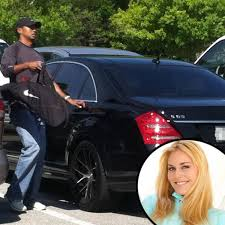 Tiger woods' backyard soccer habits are well documented, but it looks like his daughter sam is moving up in the world. Tiger Elin Attend Daughter S Game Lindsey Waits In Car E Online