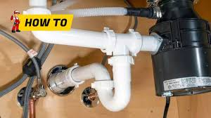 how to replace a sink drain p trap