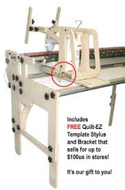 Make leaders for a longarm quilting frame from pillow ticking ... & Make leaders for a longarm quilting frame from pillow ticking. It's so easy  to pin your quilt on straight! | quilting | Pinterest | Quilting frames, ... Adamdwight.com