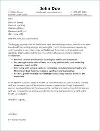 Sample Healthcare Resumes Health Care Cover Letter Example Sample