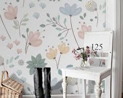 safari wallpaper nursery.  Wallpaper Spring Field Flowers Wallpaper Removable Wallpaper Watercolor Wall Mural  Floral Nursery Wallpaper Peel And Stick 61 And Safari Wallpaper E