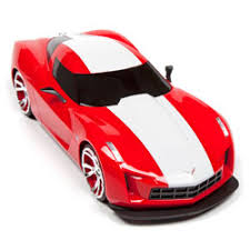 jada toys rc cars helicopters trucks diecast jada toys 2009 corvette stingray concept 1 16 rtr electric rc car