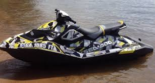 sea doo spark 3up seat cover