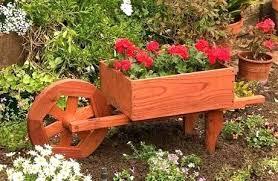 wheelbarrow planter redwood wheelbarrow planter plans wooden wheelbarrow planter nz