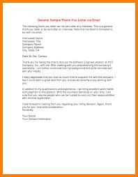 Internship Thank You Letter Resume Template