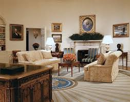 bush oval office. The \ Bush Oval Office