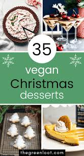I look forward to making this every year and it's a lovely change from mince pies. 35 Yummy Vegan Christmas Dessert Recipes The Green Loot