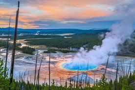 Yellowstone, el emblemático parque norteamericano