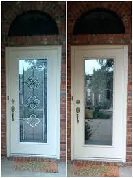 replacement front door glass inserts uk replace weather stripping around front door repair front door jamb