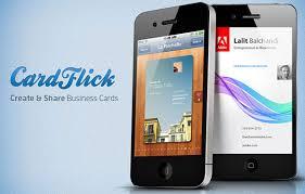 Cardflick Brings Beautiful Business Card Designs To Everyone