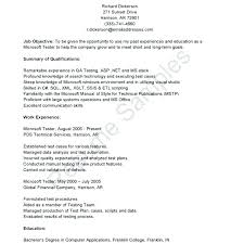 Game Tester Resume Sample Best of Automation Tester Resume Tester Resume Samples Software Example