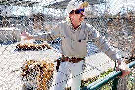 Wordt straf 'Tiger King'-ster dan toch ...
