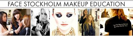 face stockholm make up makeup utdanning