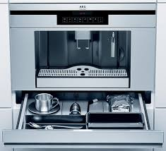 Enjoy the Quality Espresso and Cappuccino with Electrolux