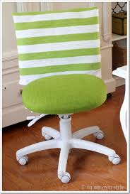 Office chair ideas Reclining Decoratingideasfordesk Chair Makeover In My Own Style How To Make Over An Office Chair In My Own Style
