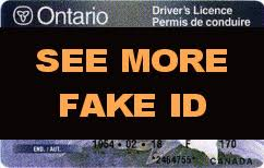 Drivers Fake Livinstage License Ontario -
