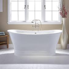 fabulous 67 kateryn bateau cast iron skirted tub bathroom in cast iron tub