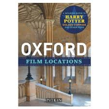 oxford film locations guidebook