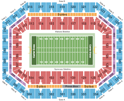 2019 Syracuse Orange Football Season Tickets Includes Tickets To All Regular Season Home Games