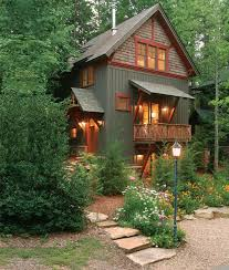 exterior paint colors for wood homes. like the muted green and red maybe a darkish brown to mimic their wood accents · house siding colorshouse colors exterior paint for homes i