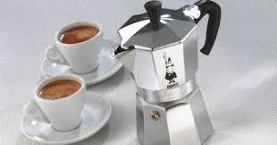 Risultati immagini per la caffettiera