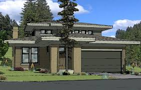 prairie style house plans with walkout basement for ideas house plans small style home mission with prairie style house plans