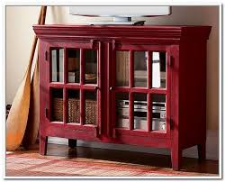 storage cabinets with glass doors 1090