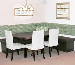 pink exterior idea in respect booth kitchen table set and chairs with small casters