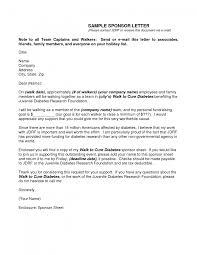 Sample Apology Letter To Boss Sponsorship Letter