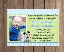 por 1st birthday invitations boy free invitation ideas pm41