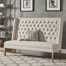 Sawyer-Straight-Back-Tufted-Linen-Upholstered-Bench-by-