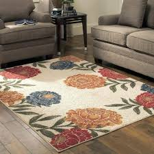 cottage area rugs country style awesome farmhouse kitchen rug