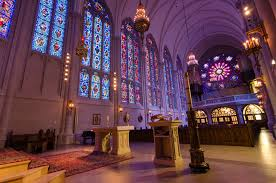 St James Chapel At Archbishop Quigley Center Sites Open House