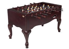berner billiards furniture style foosball table