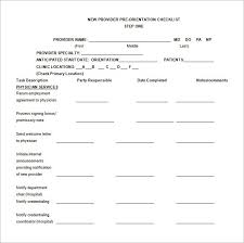 Employee Orientation Template Lovely Physician Onboarding Checklist Template New Employee