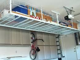 garage overhead storage ideas installing overhead garage