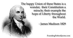 founding fathers quotes james madison