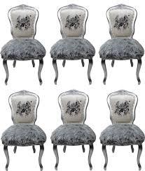 Pompöös By Casa Padrino Luxus Barock Esszimmerstühle Krone