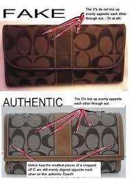 Tips for spotting a fake Coach bag   eBay
