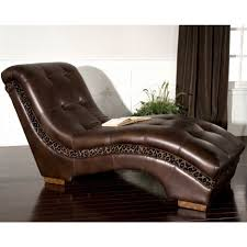 amazing of leather chaise lounge with brown leather chaise lounge