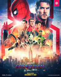 Spider-Man No Way Home FAN MADE POSTER ...