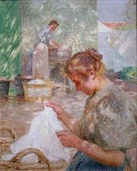 Luminism Light Art Emile Claus Art Impressionism Art Painting
