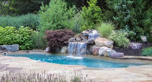 Pool Landscape Design Swimming Pools Archives Clc Landscape Design With Picture Of New