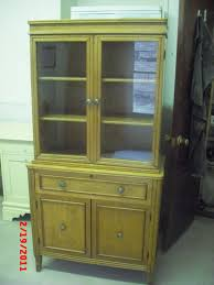 High End China Cabinets Lovable China Cabinet Used As Bookcase Roselawnlutheran