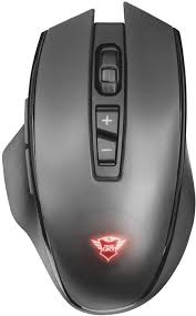 <b>Trust GXT140 Manx</b> Rechargeable Gaming mouse Optical Backlit ...