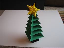 Paper Christmas Tree Ornaments Christmas Origami Ornaments Images Great As Christmas Tree