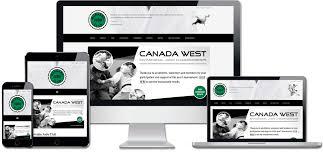 Web Design Burnaby Responsive Web Design Vancouver Burnaby Judo Club Kota Media