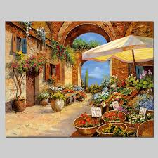 Small Picture Aliexpresscom Buy Europe village style seaside Mediterranean